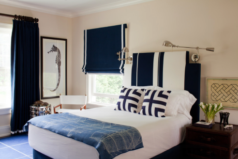 Neutral Walls With Nautical Touches