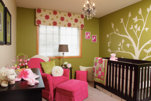 New Room For Baby Beyond Pink And Blue Rowe Spurling