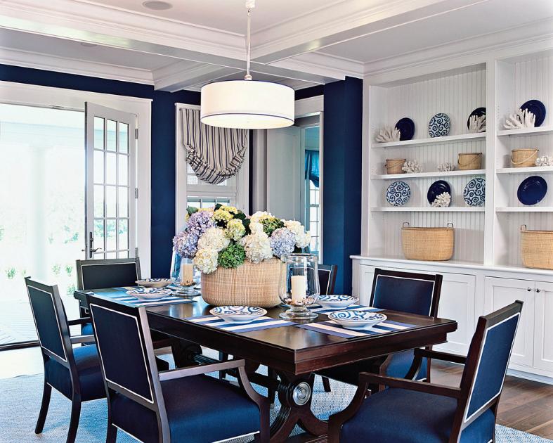 Blue And White Crisp Colour Combinations Rowe Spurling