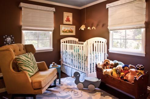 Cozy Brown Nursery