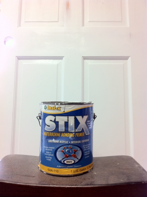 Primed With Stix