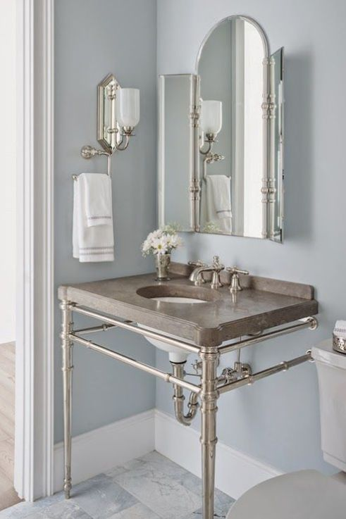 Winter inspired rooms rowe spurling paint company for Beacon gray paint