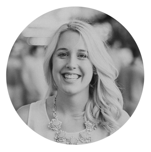 Molly Rumpke, blogger at LOVE LETTERS TO HOME. She is a lover of all home goods, decorating, and DIY.
