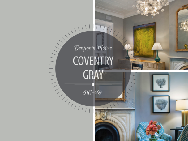 Benjamin moore coventry gray hc 169 rowe spurling paint company