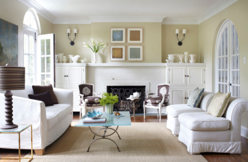 Benjamin Moore Abingdon Putty