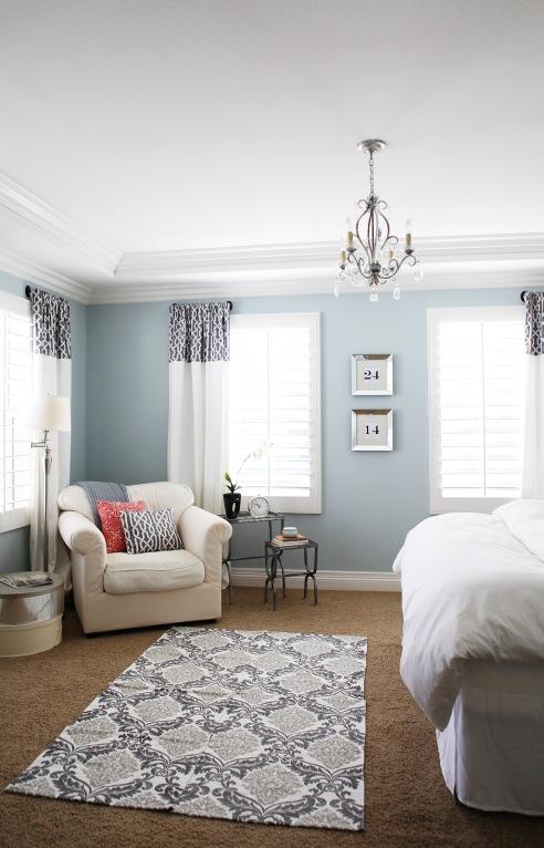 Bedroom Spotlight Layout