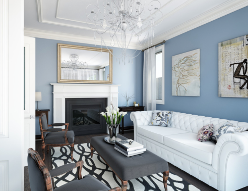 Feeling blue here are 10 of our favourite shades rowe for Beacon gray paint